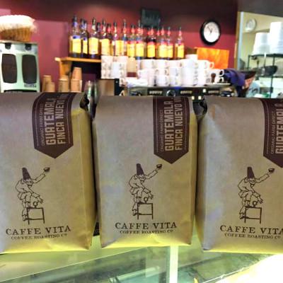 Fresh Coffee:  Organic and Local